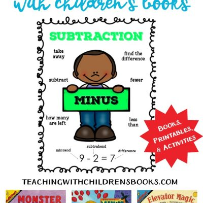 How to Teach Subtraction with Picture Books