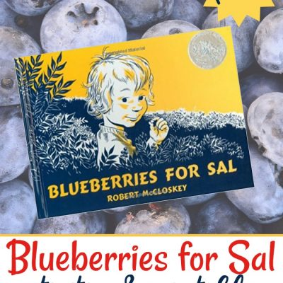 Blueberries for Sal Printables and Activities