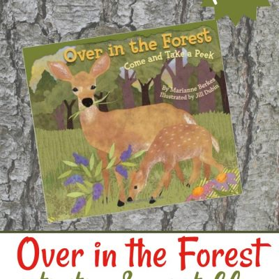 Over in the Forest Activities for Early Learners
