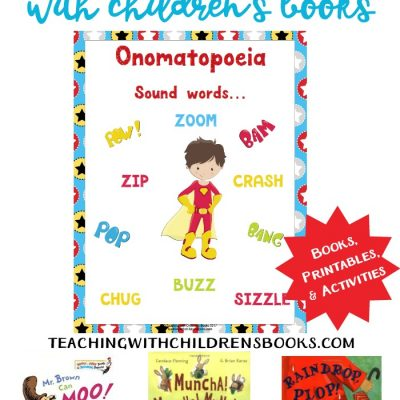 How to Teach Onomatopoeia with Picture Books