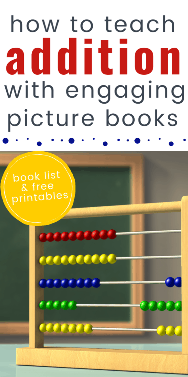 This wonderful collection will help you teach addition with picture books. Using picture books to show students just how math works in real life is a great way to motivate reluctant learners.