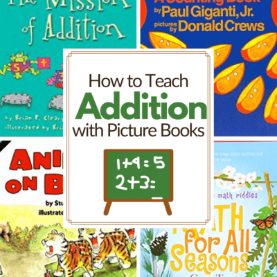 Teach Addition with Picture Books