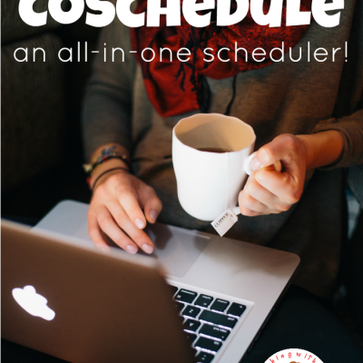 The Best Social Media Scheduler for Busy Bloggers