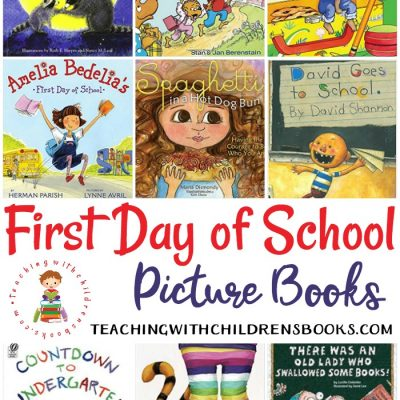 30 of the Best First Day of School Books