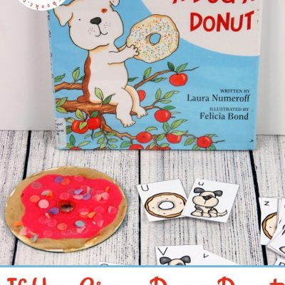 Have Fun with If You Give a Dog a Donut Activities