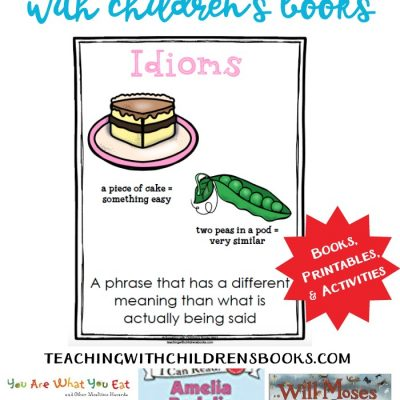How to Teach Idioms with Picture Books
