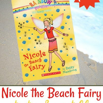 Rainbow Magic Fairy Novel Study: Nicole the Beach Fairy