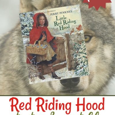 Little Red Riding Hood Printable and Activities