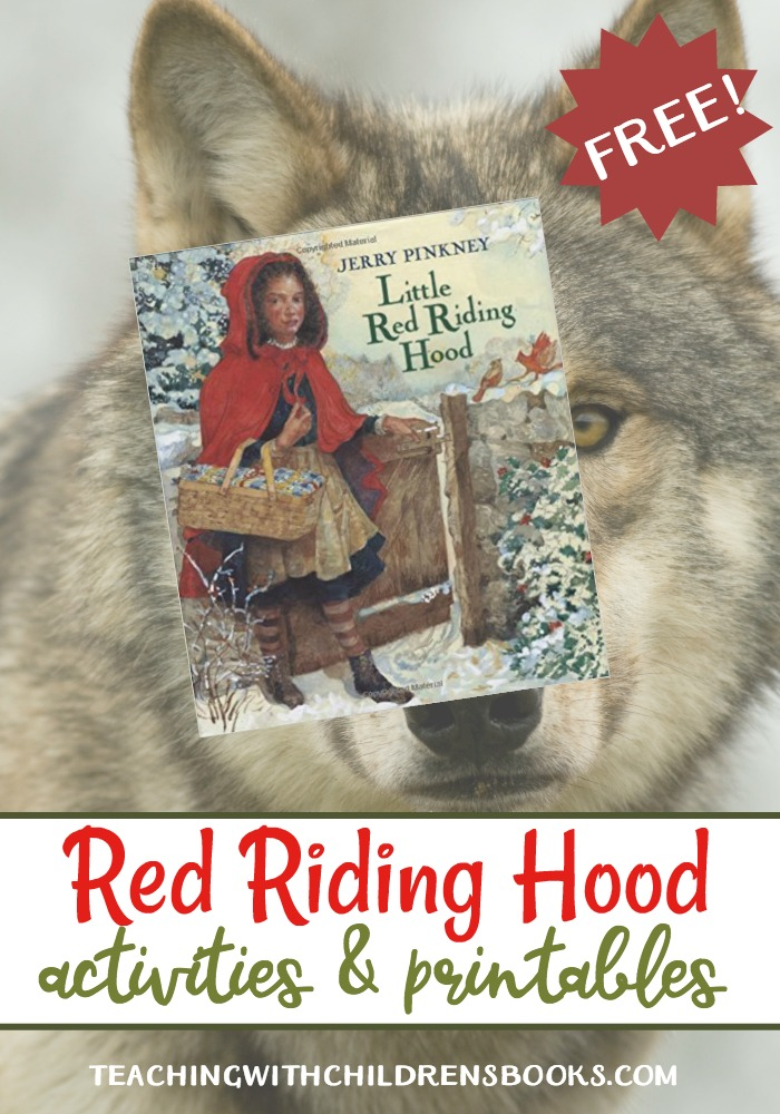 Bring the story to life! This Little Red Riding Hood story printable includes literacy activities for early childhood classrooms.