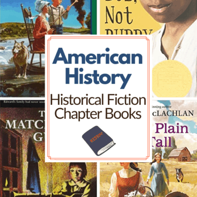 Historical Fiction Books for American History
