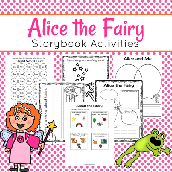 "Alice is a Temporary Fairy who still has a lot to learn. She will make kids laugh as they identify with her desire to make ""magic"" happen and again as her attempts fall short."