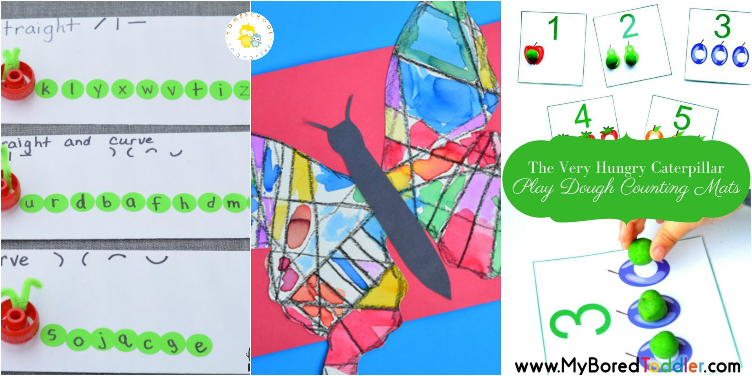 There are so many lessons and skills to go along with The Very Hungry Caterpillar! These Very Hungry Caterpillar activities are a great place to start!
