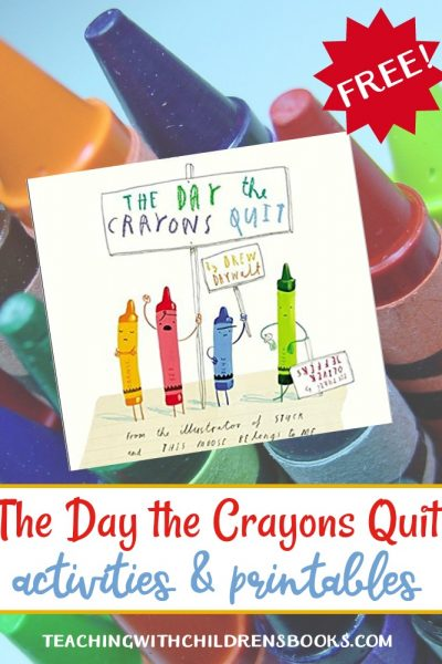 What would your kids do if their crayons came to life? What if they came to life to say they quit? That's exactly what happened to Duncan in The Day the Crayons Quit!