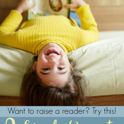 9 Simple Ways to Inspire Kids to Read