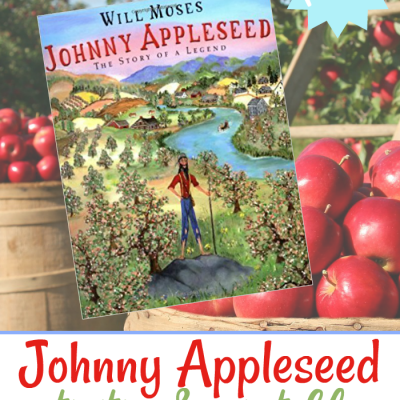 Johnny Appleseed Printables and Hands-On Fun