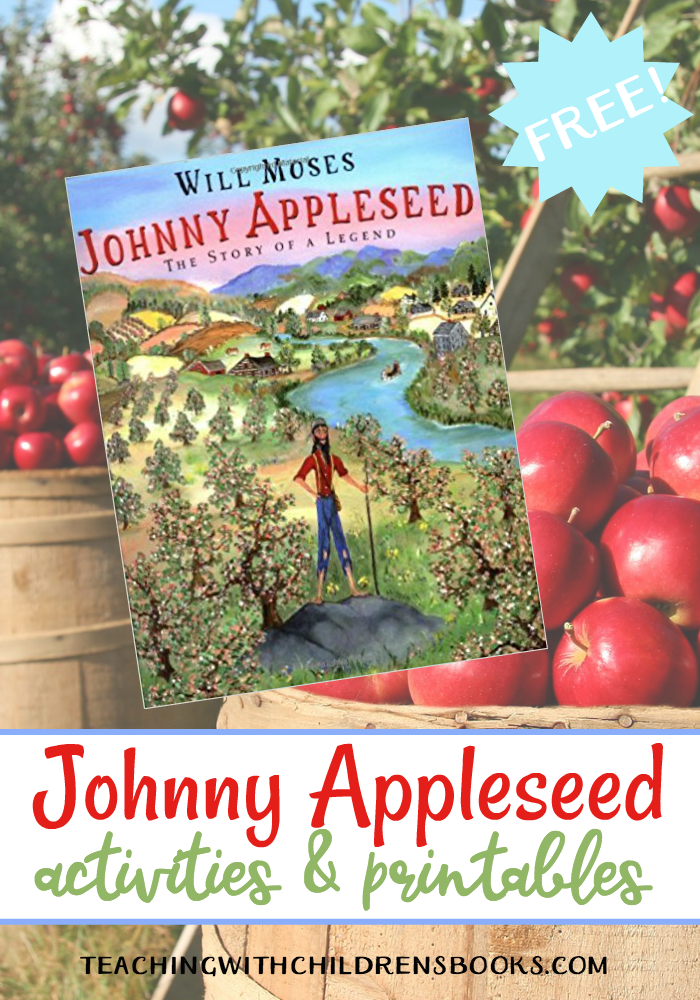 With fall just around the corner, now is the perfect time to read about Johnny Appleseed. Come discover printables and hands-on activities to do with your kids.