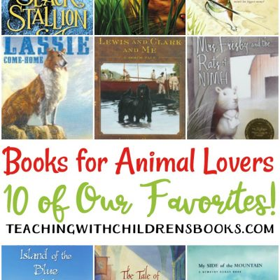 10 of Our Favorite Chapter Books for Animal Lovers