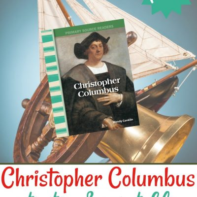 Christopher Columbus Activities and Unit Study Resources
