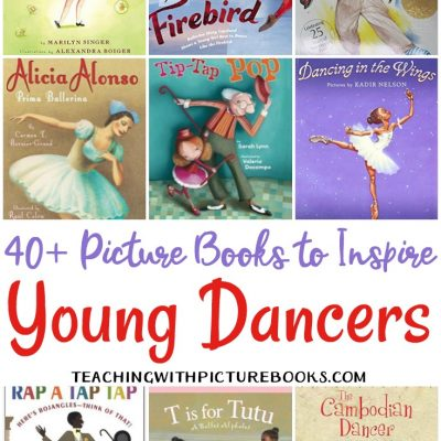 The Best Picture Books for Young Dancers