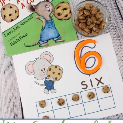 If You Give a Mouse a Cookie Counting Mats