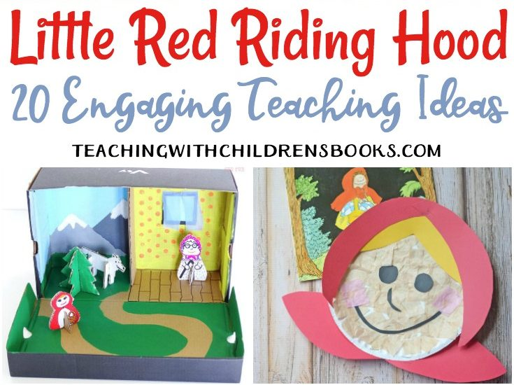 I love finding ways to extend the lesson after reading a good book. Here are twenty engaging Little Red Riding Hood teaching ideas that are sure to excite your students!