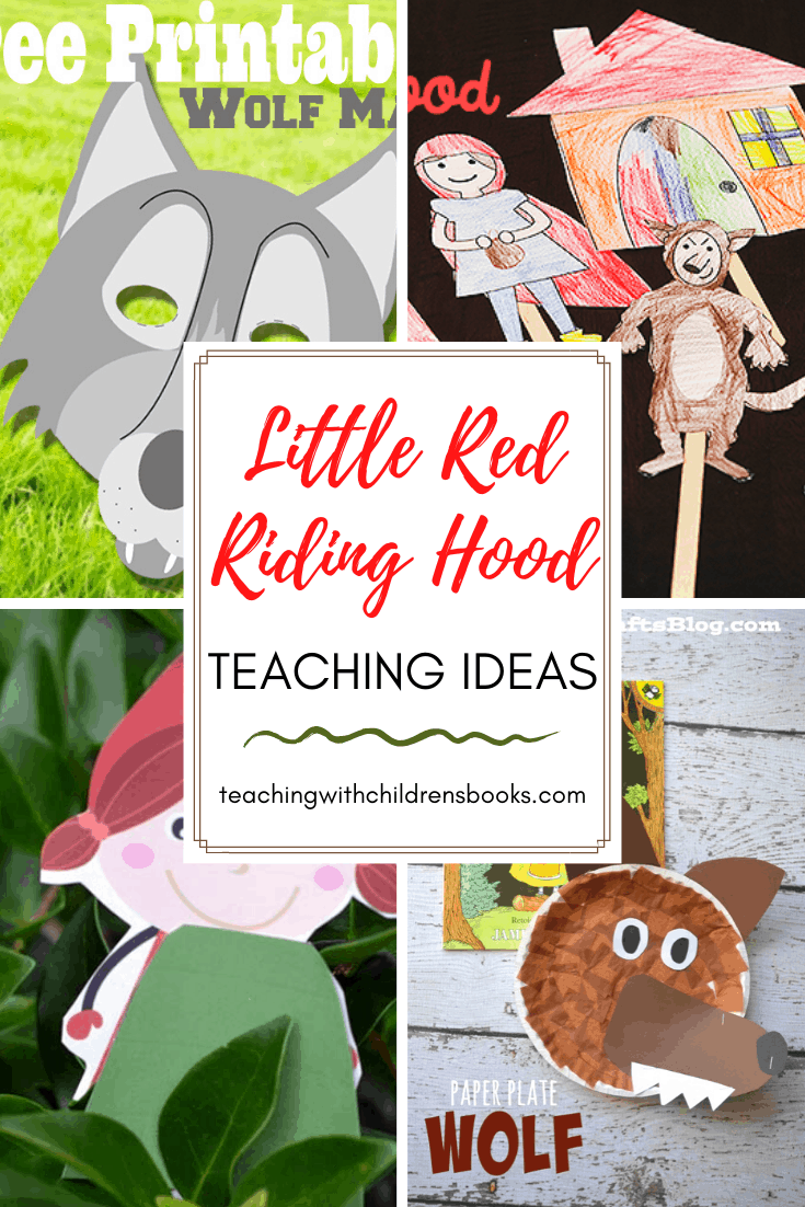 I love finding ways to extend the lesson after reading a book. Here are 20 engaging Little Red Riding Hood teaching ideas that are sure to excite students!
