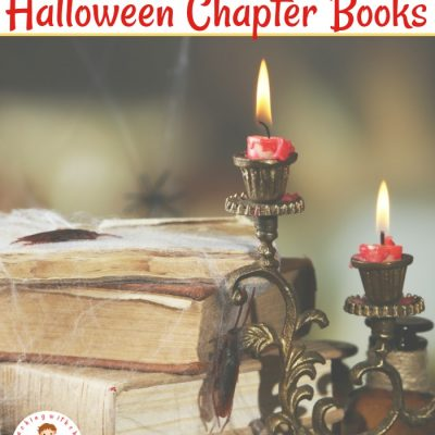 6 of Our Favorite Spooky Halloween Chapter Books