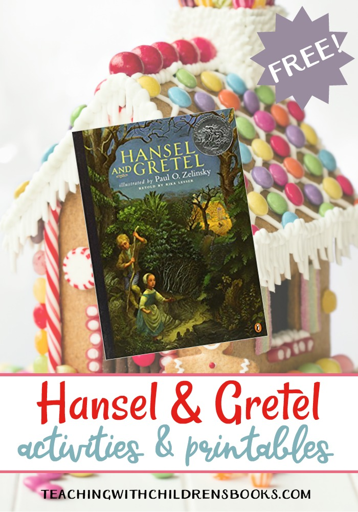 These printable activities will take young learners through the story of Hansel and Gretel with a focus on early math and literacy skills.