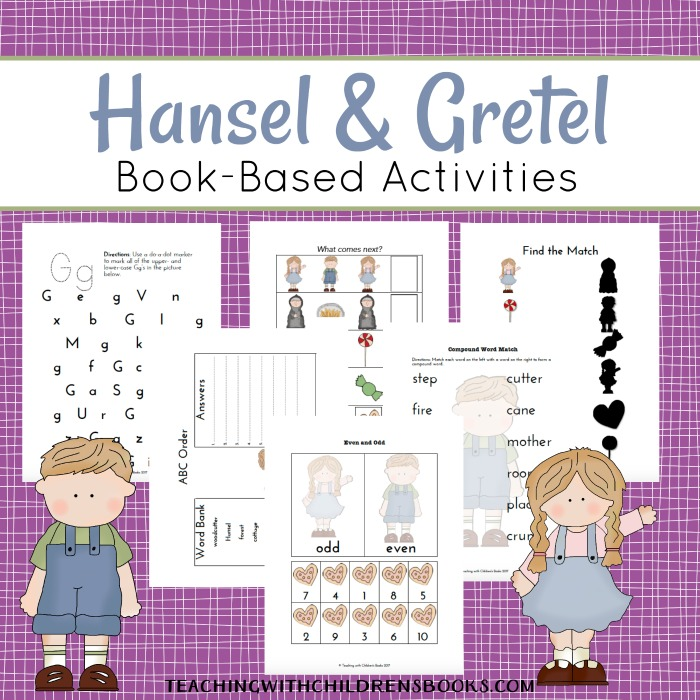 Engaging Hansel And Gretel Activities And Printables
