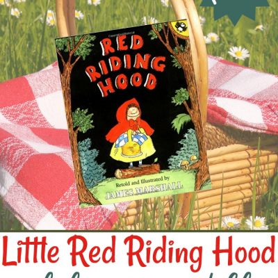 Little Red Riding Hood Printable Story Pack