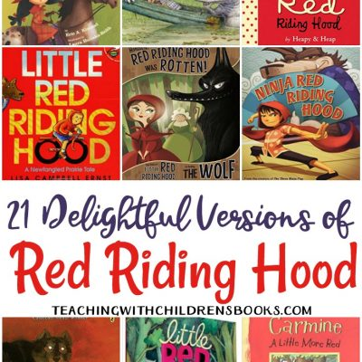 21 Delightful Red Riding Hood Stories for Kids
