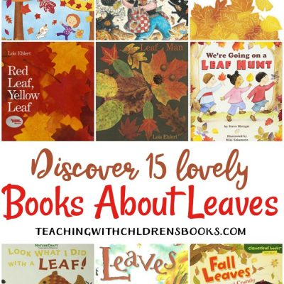 15 Lovely Leaf Picture Books for Kids