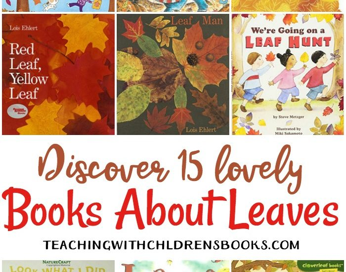 Fall is in the air, and it's time to fill your book basket with leaf picture books. Discover this great collection of books that are perfect for autumn!