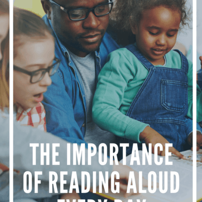 The Importance of Reading Aloud Every Day