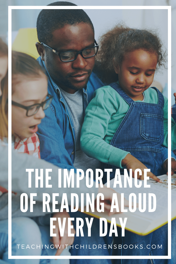 Are you a teacher or a parent who loves to read? How can you inspire kids to read? Come discover the importance of reading aloud every day!