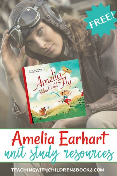 Celebrate National Aviation History Month with an Amelia Earhart unit study! This printable pack is perfect for your students in grades K-2.