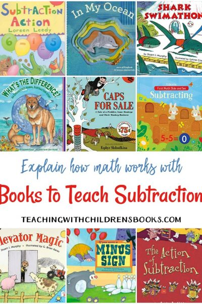 The Best Living Math Books to Teach Kids Subtraction