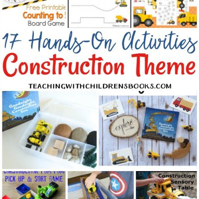 17 Hands-On Goodnight Construction Site Activities