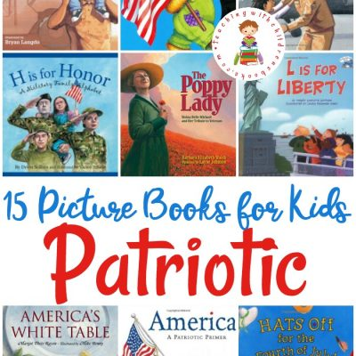 Patriotic Picture Books for Veteran's Day and Beyond