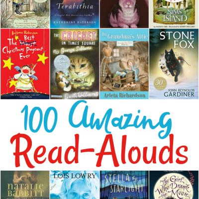 100 Amazing Read Alouds for Kids of All Ages