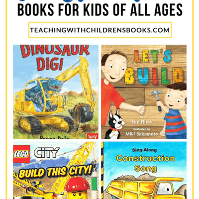 30 Best Construction Books for Kids