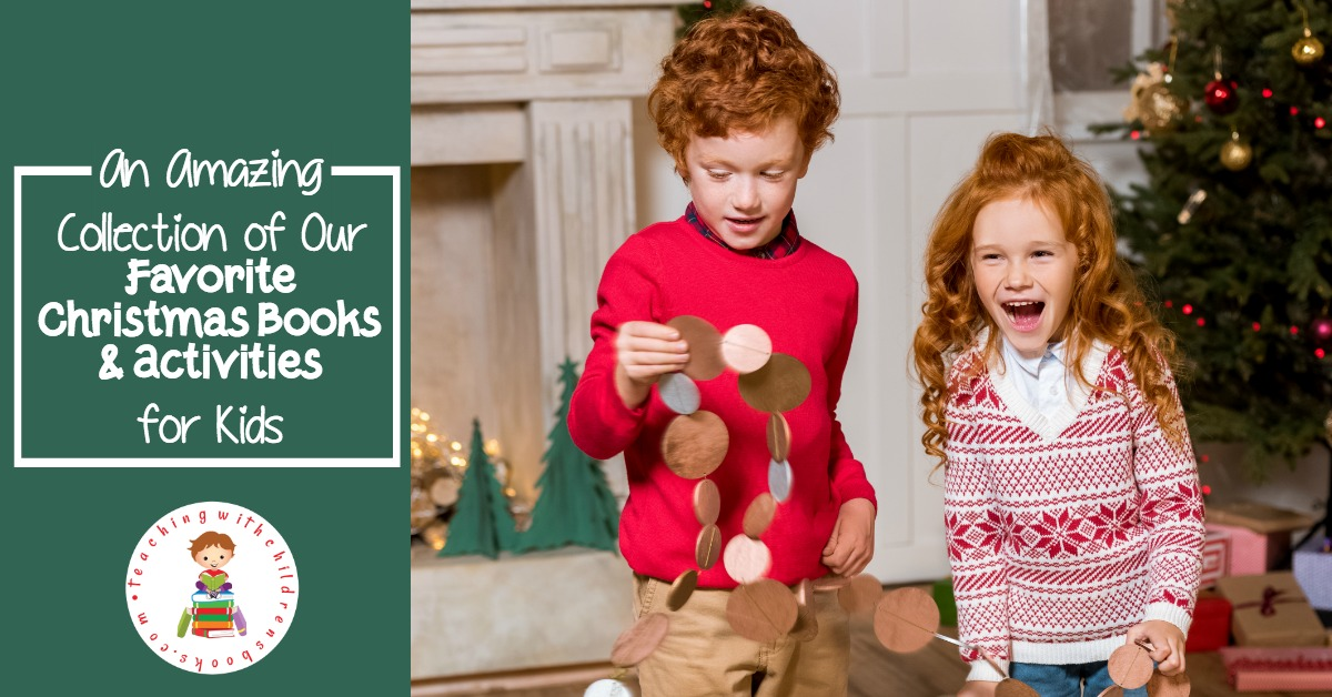 Bring your favorite Christmas books to life with this amazing collection of the very best Christmas books and activities for kids. Is your favorite on this list?