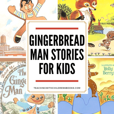 21 Different Versions of the Gingerbread Man