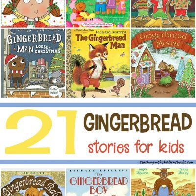 21 Favorite Versions of the Gingerbread Man Stories