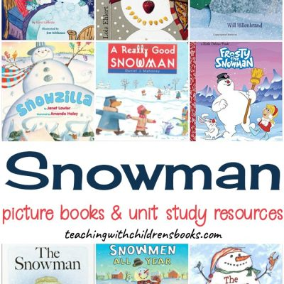 The Perfect Winter Inspired Snowman Books for Kids