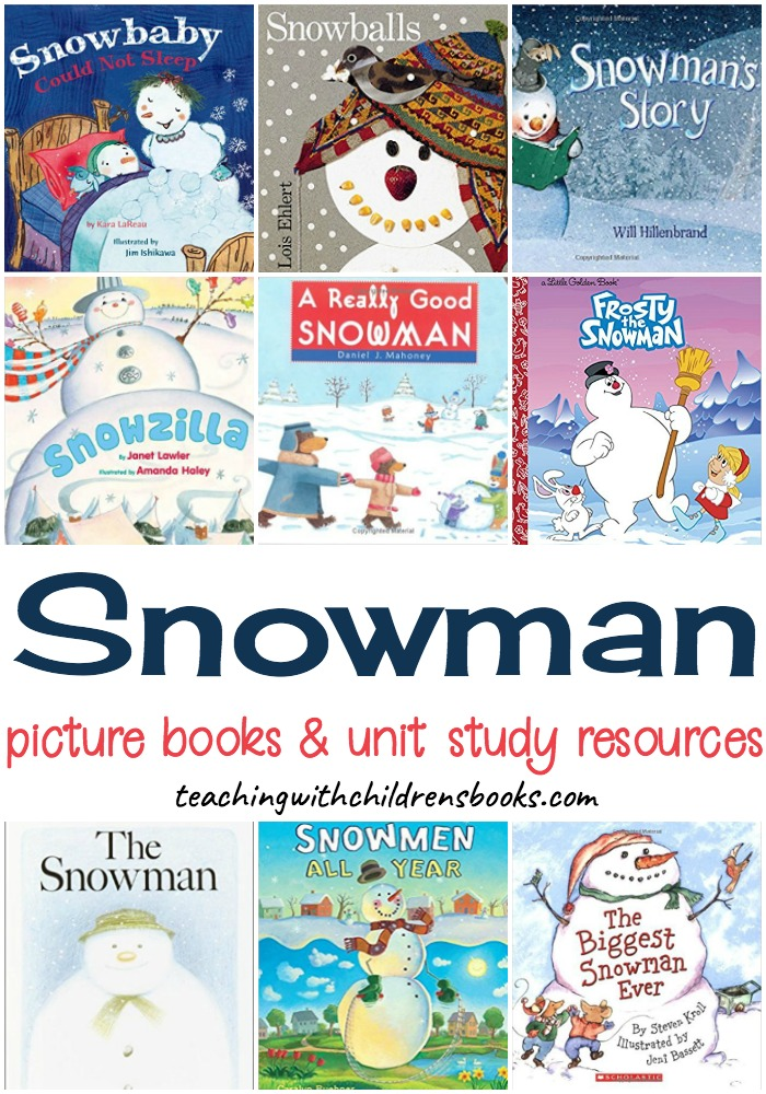 Winter has arrived, and with it comes dreams of building snowmen! Get kids excited about the winter season with a wonderful collection of snowman books for kids!