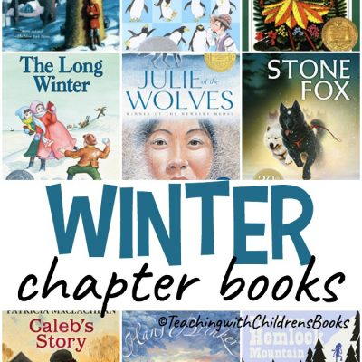 The Perfect Winter Chapter Books for Fluent Readers