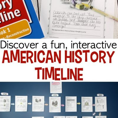 Making History Fun with American History Timeline Activities