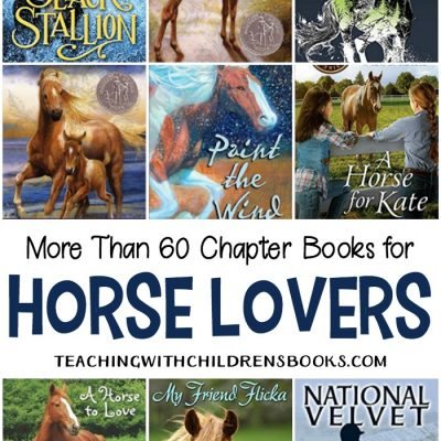 More Than 60 Great Chapter Books About Horses