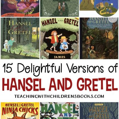15 Different Versions of Hansel and Gretel Story